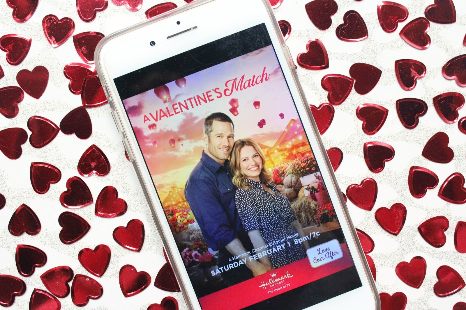 Hallmark Channel Love Ever After Movie Recommendations
