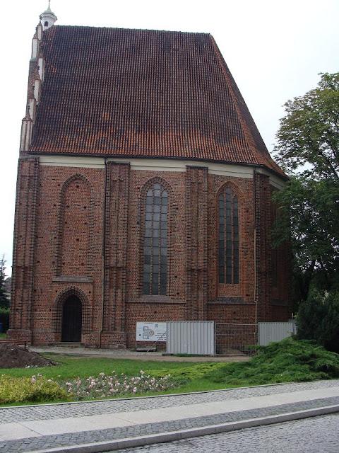 Kościół NMP in summo na Ostrowie Tumskim w Poznaniu