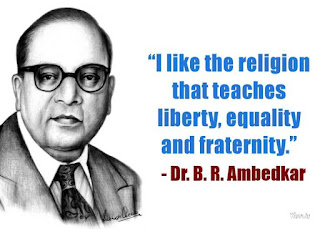 Ambedkar Jayanthi Quotes English