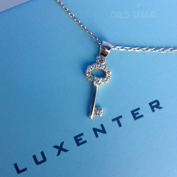 Collar llave Luxenter
