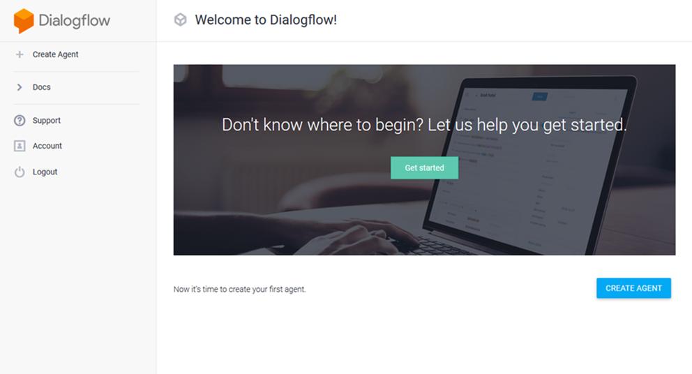 IA com DialogFlow e App Fernando K - Fernando K Tecnologia