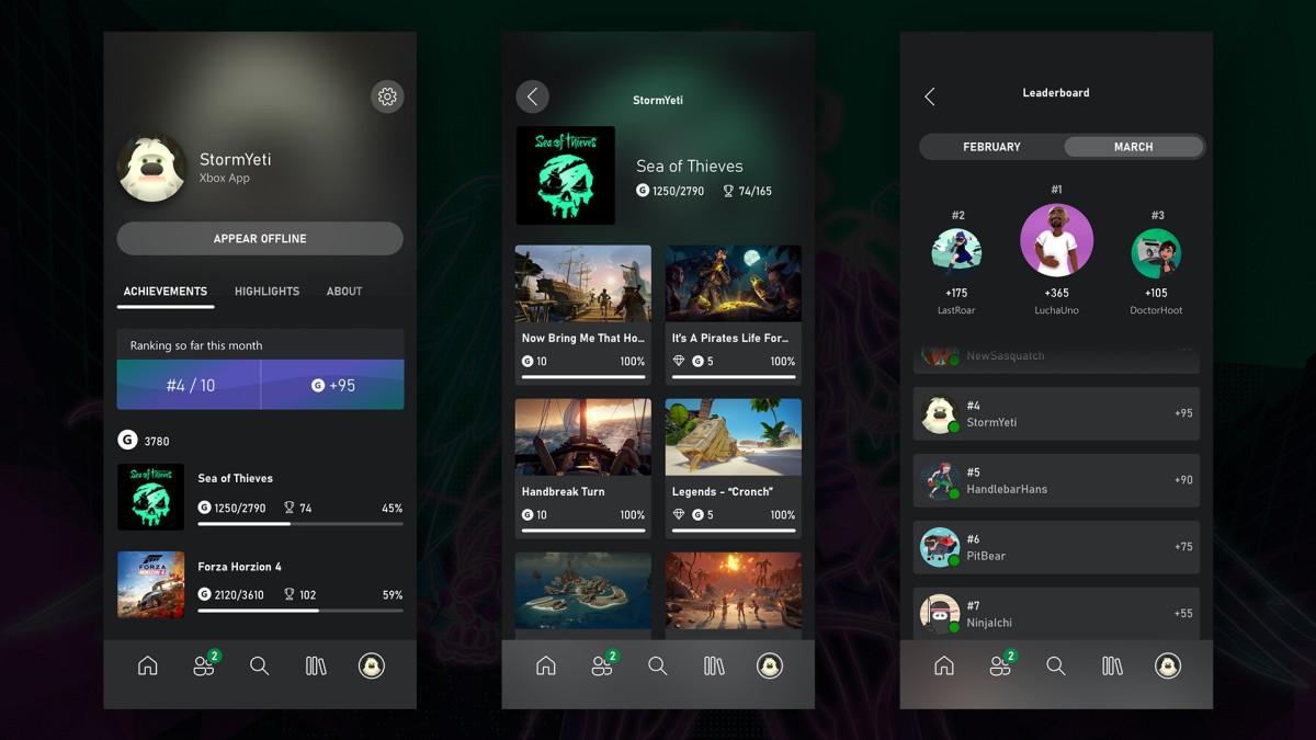 Le novità su Xbox nell'aggiornamento di aprile