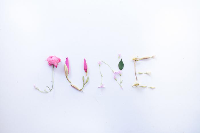 flower play in flower letters