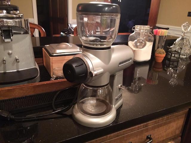 Kitchenaid Pro Line Burr Coffee Grinder With High Performance