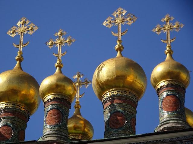 Cupúlas do Palácio dos Terems