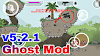 Mini Militia v5.2.1 Ghost Mod (Invisible + Wall Hack + Vibrating Leg) | Mini Militia Mod Apk