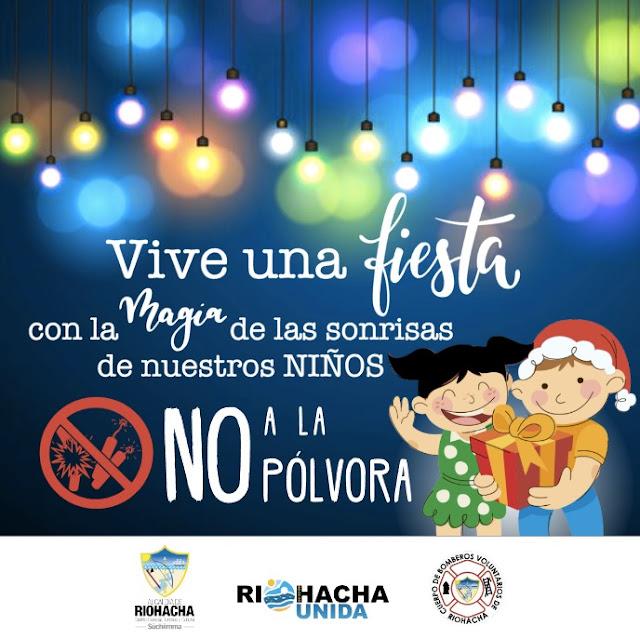 En Riohacha suspenden permisos para vender pólvora