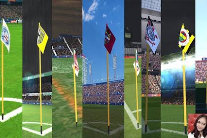 Corner Flag Pack V4 - PES 2017