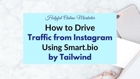 Free Instagram link in bio tool