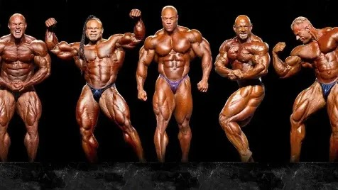 Why do people become bodybuilders?