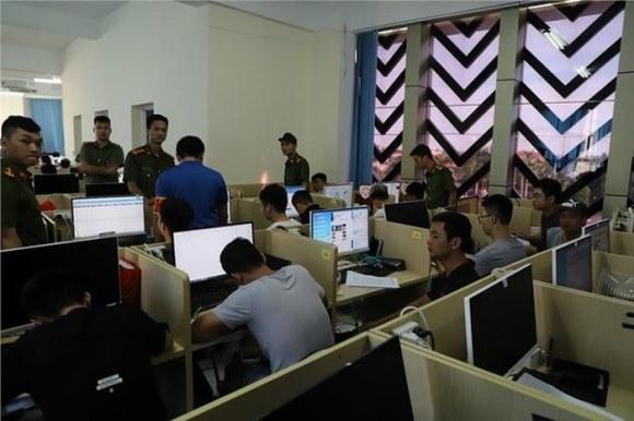Đường dây đánh bạc 10.000 tỷ của nhóm người Trung Quốc hoạt động như thế nào?
