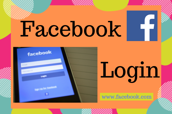 Welcome To Facebook Log In Screen