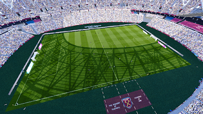 PES 2020 London Stadium [ Reworked Lightning ]