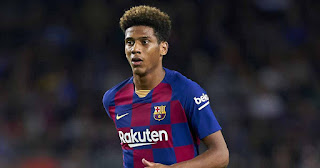 I deserved more playing time at Barca - Todibo