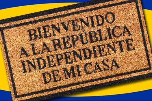 Bienvenido a la República independiente de mi casa - IKEA - Campaña IKEA 2009 - Premio Eficacia - Foto sacada de la página Web americannewssport.com - ÁlvaroGP - El troblogdita
