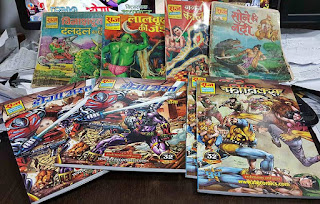 Raj-comics-set-1-of-2017-ready-after-printing