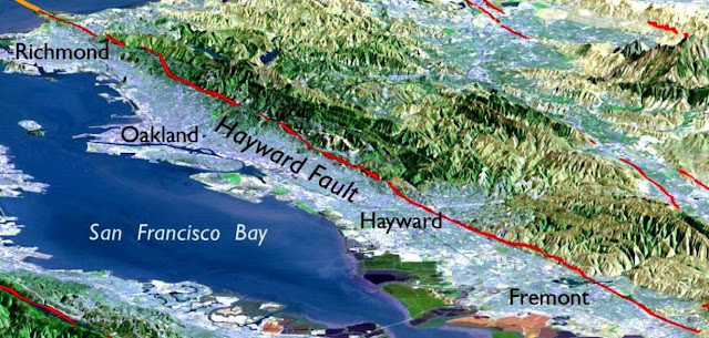 East Bay Fault Is 'Tectonic Time Bomb,'