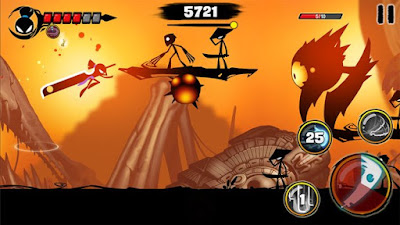 Stickman Revenge 3 Apk v1.0.8 (Mod Money)