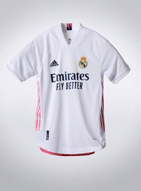 قميص ريال مدريد الجديد