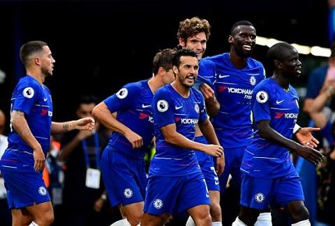 Eden Hazard là niềm cảm hứng mới của Chelsea