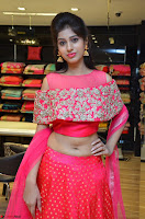 Naziya Khan bfabulous in Pink ghagra Choli at Splurge   Divalicious curtain raiser ~ Exclusive Celebrities Galleries 020.JPG