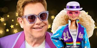Elton John tiene su propia muñeca Barbie, diseñada a su semejanza