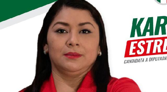 Cancela el TEEY candidatura de la priista Karina Abigail Estrella Ku