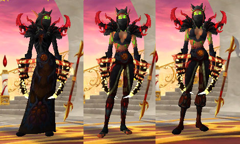 Pyckles Fashion Plates Transmog Outfits For The Role Player