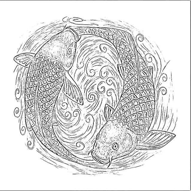 Fish mandala coloring pages free and downloadable holiday.filminspector.com