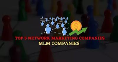 network marketing mlm companies