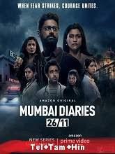 Mumbai Diaries 26/11 (2021) HDRip Season 1 [Telugu + Tamil + Hindi] Watch Online Free