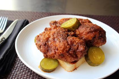 Nashville Hot Chicken – Yes Cayenne