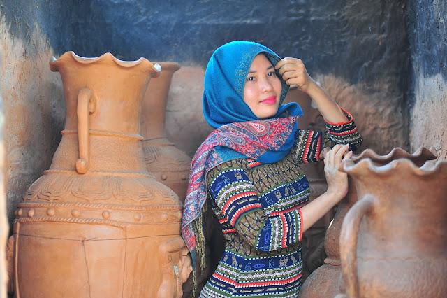 Thuê nhiếp ảnh gia chụp ảnh trong làng gốm Bàu Trúc