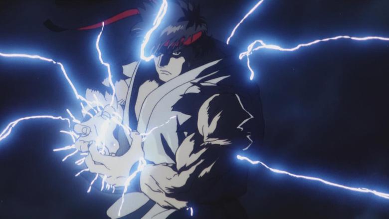 Anime Flashback Street Fighter Ii The Animated Movie
