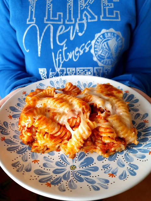 pasta al forno, fusilli al forno, makaron z sosem bolońskim zapiekany, pasta bolognese, z kuchni do kuchni,kuchnia włoska, makraon włoski,pasta durum,top blog,dania z makaronu,cucina italiana