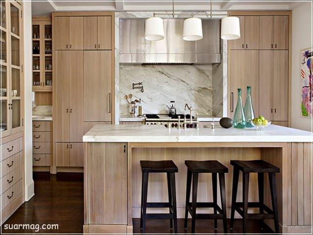 مطابخ خشب 2020 4   Wood Kitchens 2020 4