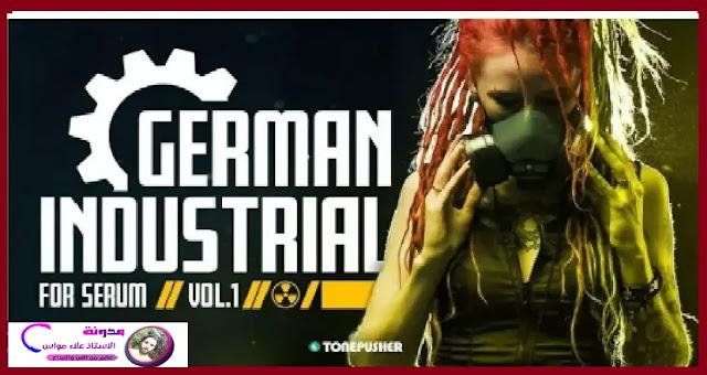 تحميل برنامج معالج الصوت Tonepusher – German Industrial vol. 1 Presets for Serum مجانا