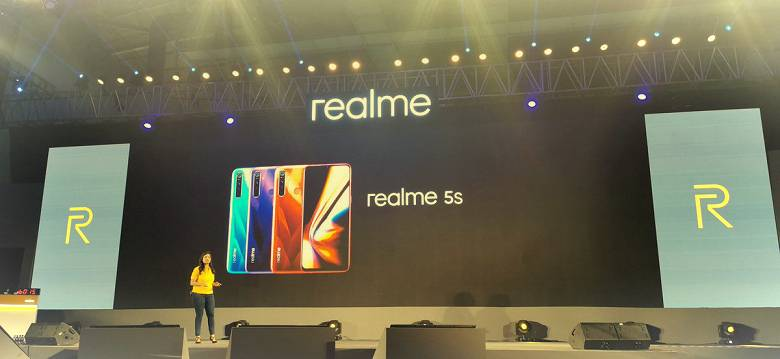 Redmi Note 8 main competitor introduced