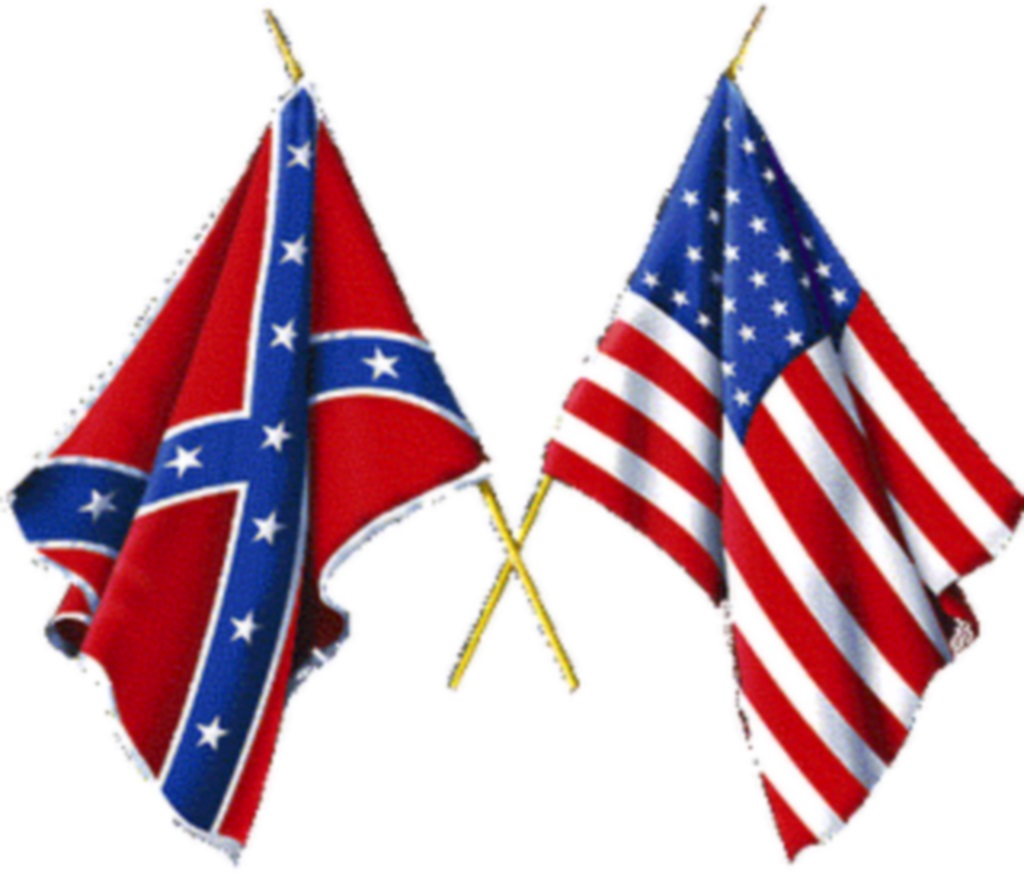 a group of states in the united states tried to secede from the united states in the 1860s this action caused a war to be fought with rifles cannons