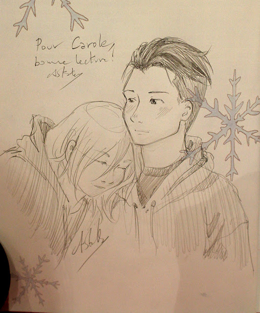 Otayuri - dédicace Yuri on Ice