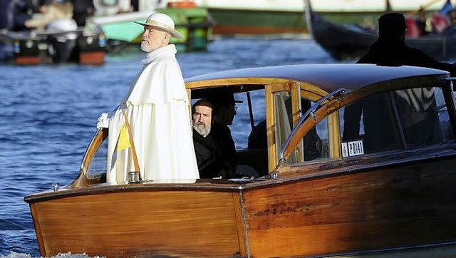 Segundo tráiler de 'The New Pope' de Paolo Sorrentino
