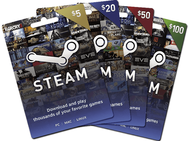 The Steam Wallet Gift Card Code Generator allows you to create unlimited codes. This script is an easy way to find new Steam card codes online without the ...