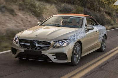 Mercedes Benz 2018 S-Class Cabriolet Review, Specs, Price