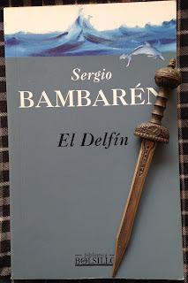 Portada del libro El delfín, de Sergio Bambarén