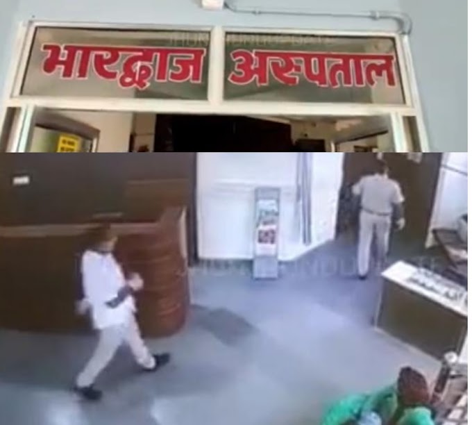 Crime News-Jhunjhunu- गन पॉइन्ट पर डॉक्टर, उनके स्टाफ व परिजनों से ढाई लाख रुपये की लूट