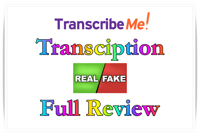 Transcribeme review 2020 - Real or Fake