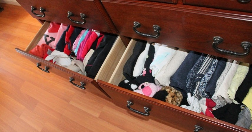 Home In The World How To Organize Your Bedroom Drawers