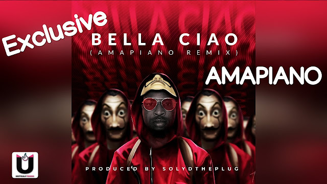 DJ Maphorisa Feat. Kabza De Small & Tyler ICU - Bella Ciao Remix (Money Heist)