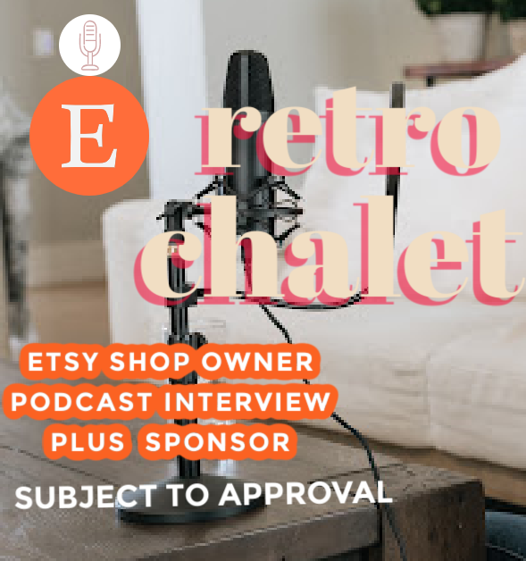 Vintage Etsy Sellers Buy A Podcast Interview
