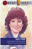 Image: Sally Ride: Shooting for the Stars Great Lives Series (Great Lives (Fawcett)), by Sue Hurwitz. Publisher: Ballantine Books; 1st edition (August 12, 1989)